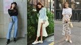 6 xu hướng thời trang xuân - hè Hàn Quốc chưa bao giờ ngừng hot
