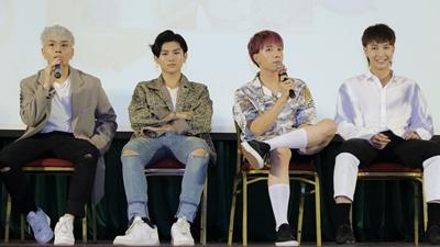 Monstar và Aiden bật mí kỷ niệm khi quay MV Hey Girl kết hợp sản xuất cùng Keeng