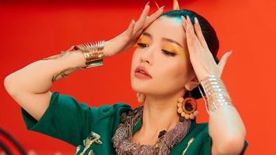 'Bùa yêu' của Bích Phương 'đánh chiếm' top trending Youtube Nhật Bản