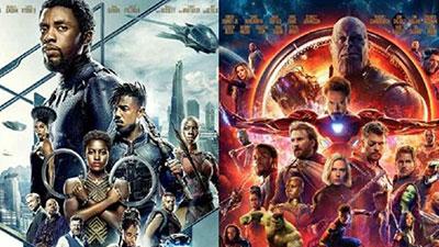 Avengers: Infinity War và Black Panther: Người thắng lớn, kẻ trắng tay tại MTV 2018
