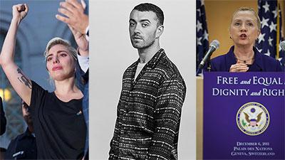 Những bài phát biểu xúc động bảo vệ cộng đồng LGBTQ