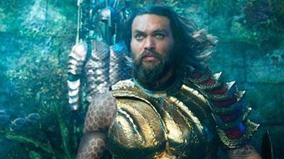 Bom tấn 'Aquaman' tung trailer đầy kịch tính