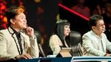 Phương Thanh không cầm được nước mắt khi xem thí sinh biểu diễn