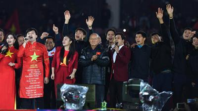 Choáng với 'cơn mưa' tiền thưởng vượt mốc 23 tỷ đồng của U23 Việt Nam