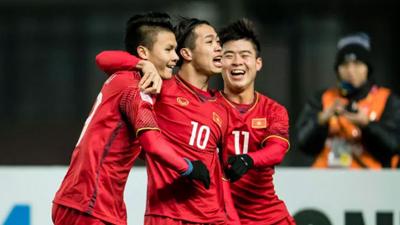 Báo Anh 'nể' danh sách đội tuyển Việt Nam ở vòng loại Asian Cup 2019