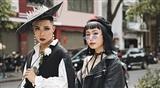 'Mặt nạ' chống khói của tín đồ thời trang Sài Thành gây bão trong street style ngày đầu VIFW 2018