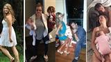 Nhìn những hình ảnh trước và sau khi có con mới thấy làm cha mẹ sẽ thay đổi các thanh niên đến mức nào