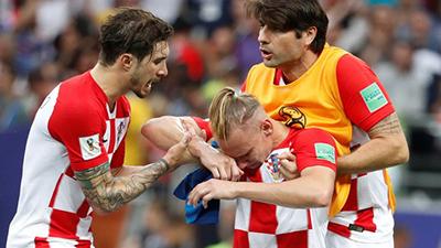 Thất bại trước Pháp nhưng Croatia vẫn được báo chí thế giới đánh giá 'chiến binh chiến đấu dũng mãnh nhất'