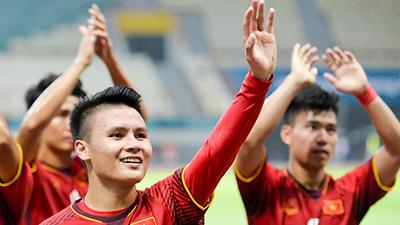 Báo chí Châu Á ấn tượng về chiến thắng khởi đầu của Olympic Việt Nam