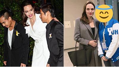 Angelina Jolie dự định sẽ cho con học Đại học ở Hàn Quốc?