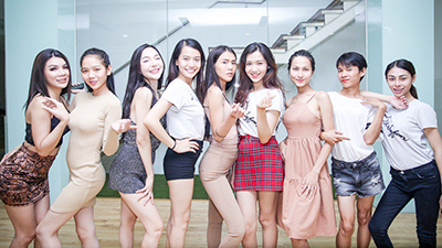 Chiêm ngưỡng dàn mỹ nhân chuyển giới kế nhiệm Hương Giang tại The Tiffany Vietnam