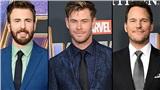 Chris Evans tự tin không chỉ đẹp trai, mà còn 'ăn đứt' Chris Hemsworth và Chris Pratt về khoản này