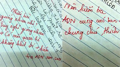 Cô giáo được nhận xét là 'dư muối', lời phê bài kiểm tra vừa 'mặn' vừa 'troll' học trò