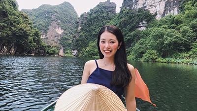 Hot girl Mẫn Tiên vừa được chọn làm Đại sứ du lịch của thành phố ở Nhật Bản