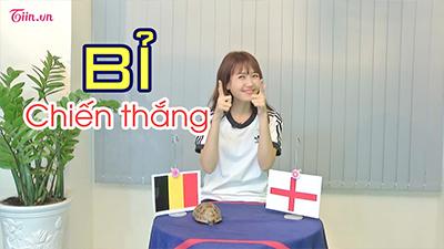 Nhung Gumiho - Rùa siêu tốc dự đoán kết quả trận tranh hạng 3 giữa Bỉ và Anh