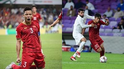 Được đá penalty, 'captain' Quế Ngọc Hải cám ơn Phan Văn Đức và bày tỏ sẽ 'hy vọng dù có bao nhiêu phần trăm'