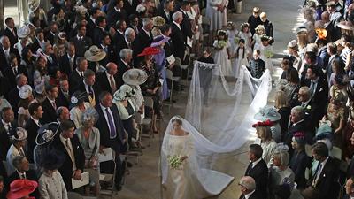 Dân tình phát sốt với dàn phù dâu phù rể nhí đáng yêu trong đám cưới Hoàng gia Anh