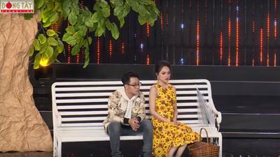 Hoa hậu Hương Giang công khai tỏ tình thầy giáo tại 'Quý ông đại chiến'
