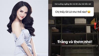 Tham gia hỏi đáp nhanh, Hương Giang khiến fan thích thú về 'độ mặn' của mình
