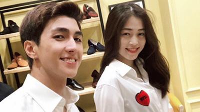 Fan bắt gặp Á hậu Phương Nga, diễn viên Bình An hẹn hò