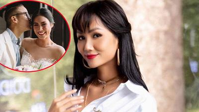 Bay sang Thái làm phù dâu, H'Hen Niê quyết không ở quá ngày vì bận làm fan 'bự' của Sơn Tùng