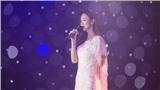 Á hậu Hà Thu khoe giọng hát ngọt lịm sau 2 năm trở thành Quán quân 'Tình Bolero 2017'