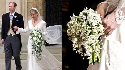 Đóa hoa cưới 'quốc dân' không chỉMeghan Markle mà mọi công nương các thời đều sở hữu