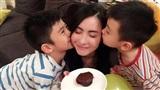 Sau nhiều tháng 'ở ẩn',rộ tin Trương Bá Chi bí mật sinh con thứ ba tại Hong Kong