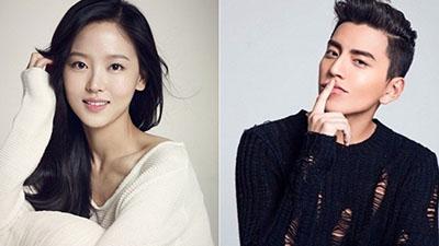 Vừa phủ nhận tin đồn tình cảm, Kang Han Na và Vương Đại Lục lại tiếp tục bị bắt gặp hẹn hò