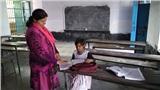 Ngôi trường chỉ có 1 học sinh và 2 giáo viên ở Ấn Độ