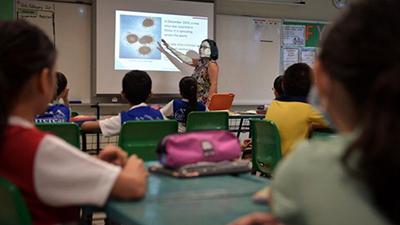 Ngay cả học sinh tiểu học cũng hiểu tường tận về Corona, giáo dục Singapore đã làm thế nào?