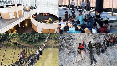 Những ngôi trường kỳ lạ nhất trên thế giới: học sinh học trong hang động, có nơi trường học chỉ là một chiếc thuyền