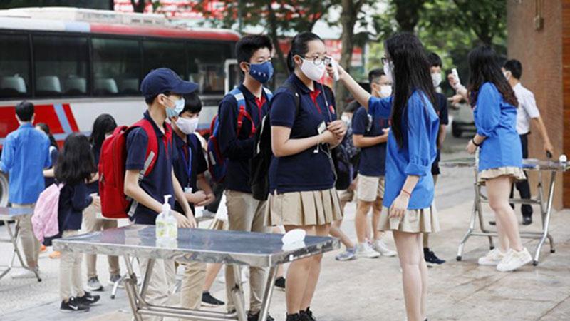 Báo chí quốc tế đưa tin học sinh Việt Nam trở lại trường sau 3 tháng nghỉ dịch