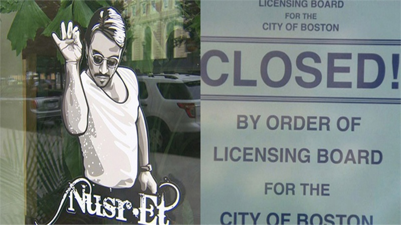 Vi phạm quy định an toàn mùa dịch, nhà hàng của 'thánh rắc muối' Salt Bae phải đóng cửa