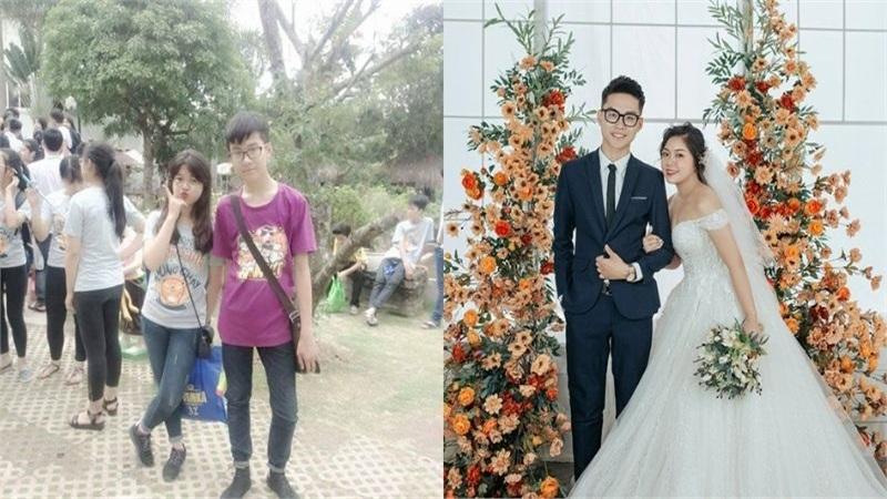 Tình yêu thời thanh xuân: Quen nhau khi bị phạt đứng ngoài hành lang, cặp đôi về chung nhà sau gần 5 năm bên nhau