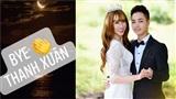 Vợ của 'người đàn ông Việt Nam đầu tiên mang thai' đăng đàn 'Tạm biệt thanh xuân' sau màn bóc phốt qua lại