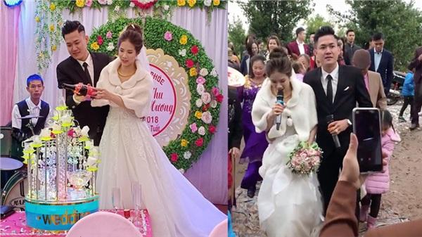 'Hát sương sương' trong đám cưới, cô dâu chú rể thu về 6 triệu lượt xem