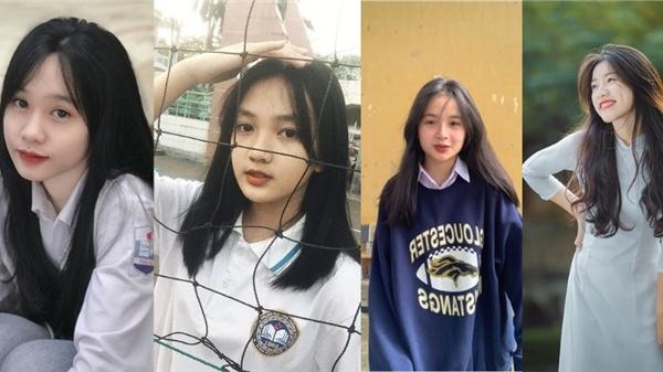 Lạc vào vũ trụ girl xinh các trường: toàn nhan sắc cực phẩm được dân tình đồng loạt thả tim, truy tìm info
