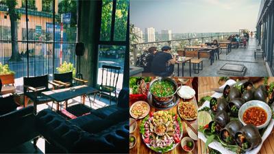 Hà Nội ngày mưa nên đi đâu, ăn gì?