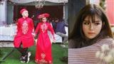 Huy Cung bất ngờ lấy vợ, cô dâu là hot girl 'lai Tây' của trường Báo