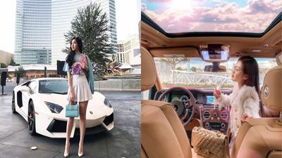 Cô gái Việt 26 tuổi sở hữu bộ sưu tập xế hộp hơn 100 tỷ đồng