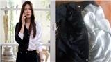 Mua áo giống Nira 'Chiếc lá bay' ở shop nổi tiếng, cô nàng thất vọng tố hàng 'chợ hơn cả chợ'