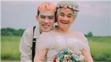 Chàng trai 10X hóa phù rể, đưa 'cô dâu' là bà nội 88 tuổi trở về thanh xuân