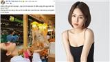Hot girl Trâm Anh bất ngờ lên tiếng về tin đồn nhiễm HIV
