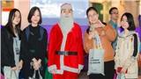 Hàng nghìn bạn trẻ đổ xô tới check - in tại sự kiện Giáng sinh cùng người lạ