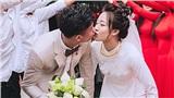Nhật Linh tung bộ ảnh ăn hỏi 'tình bể bình', khóa môi Văn Đức ngọt ngào khiến bao người ghen tị