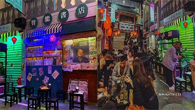 Trở thành 'thánh địa sống ảo' của giới trẻ Hà Thành chưa lâu, Hẻm Bia: Lost in Hong Kong đã bất ngờ đóng cửa