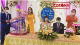 Đám cưới mùa dịch Corona: MC, ca sĩ lẫn cô dâu, chú rể đều đeo khẩu trang kín mít