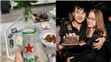 Harry Hưng đăng ảnh uống bia giải sầu đúng đêm Nhật Lê đi ăn cháo với Quang Hải
