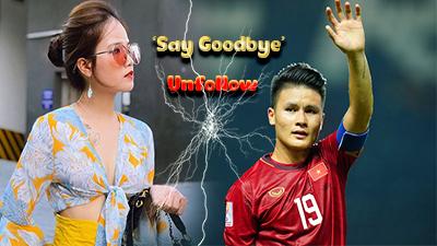 Quang Hải và 'cô chủ tiệm nail' Huyền My đã bỏ follow nhau trên Instagram: Dứt tình để một lòng với Nhật Lê?